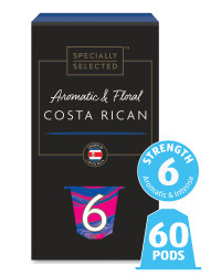 Costa Rica Coffee Pods Bundle 6 Pack