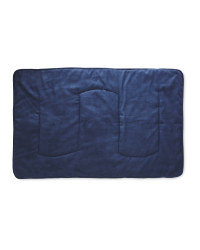 Pet Collection Cosy Pet Blanket - Navy