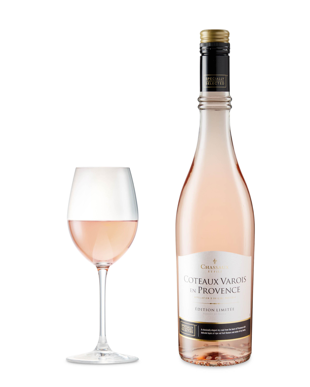 Coteaux Varois en Provence Rosé