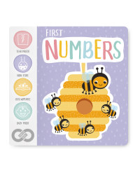 Numbers Forever Baby Book