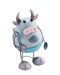 Cow Metal Garden Ornament