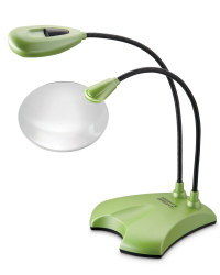 Craft Light and Magnifier - Green