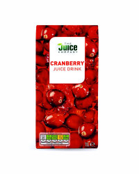 Cranberry Juice Drinks