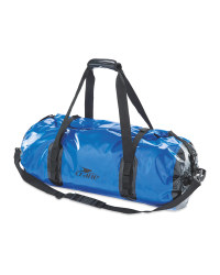 Crane 50L Dry Duffle Bag - Blue