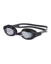 Crane Adult Swim Goggles - Black