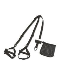 Crane Black Sling Trainer