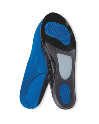 Crane Blue Gel Insoles