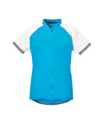 Crane Blue Men's Cycling Jersey