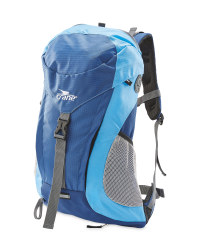 Crane Blue Sports Rucksack