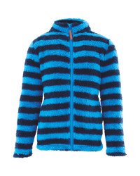 Crane Boys Striped Ski Fleece