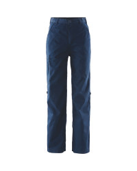 Crane Children's Quick Dry Trousers - Navy