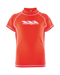 Crane Children's Wave Rash Vest