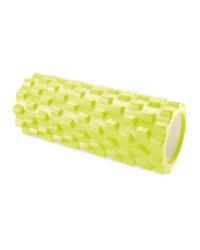 Crane Cubed Foam Roller - Lime