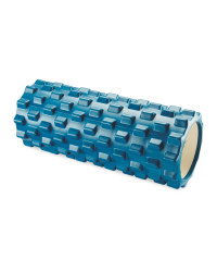 Crane Cubed Foam Roller - Teal