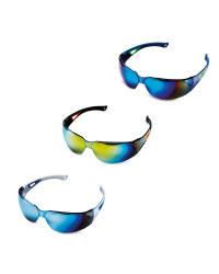 Crane Cut-out Cycling Glasses