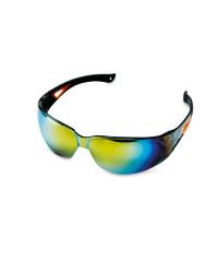 Crane Cut-out Cycling Glasses - Black