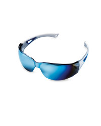 Crane Cut-out Cycling Glasses - White