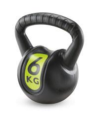 Crane Fitness Kettlebell 6kg