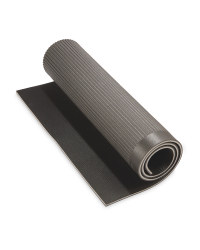 Crane Fitness Mat - Dark Grey/Grey