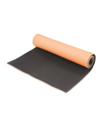 Crane Wipeable Fitness Mat - Orange