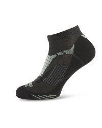 Crane Fitness Socks - Grey