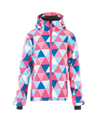 Crane Girls Triangle Ski Jacket