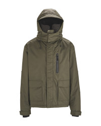 Crane Green Fishing Jacket