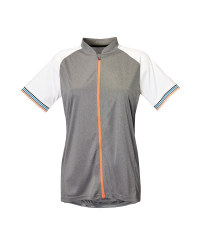 Crane Grey Ladies' Cycling Jersey