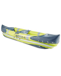 Crane Inflatable Kayak - Green/Grey