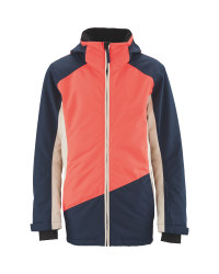 Crane Junior Coral Snow Jacket