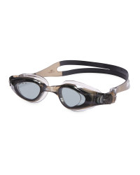 Crane Junior Swim Goggles - Smoke