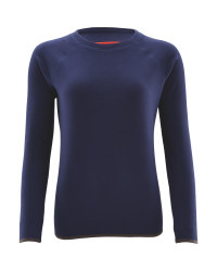 Crane Ladies' Crew Neck Top