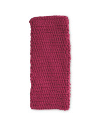 Crane Ladies' Outdoor Headband - Red