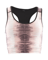 Crane Ladies' Panelled Sports Bra