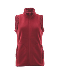 Crane Ladies' Sherpa Fleece Gilet