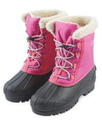 Crane Ladies' Snow Boots