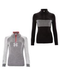 Crane Ladies Nordic/Alpine Knitwear