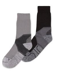 Crane Coolmax Walking Socks