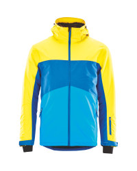 Crane Men's Yellow Ski Jacket