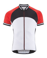 Crane Men's Cycling Jersey - Red