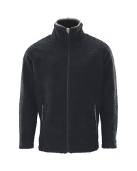 Crane Men's Heavy Fleece Jacket