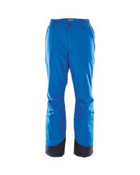 Crane Men's Ski Trousers - Blue