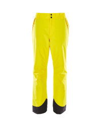 Crane Men's Ski Trousers - Yellow