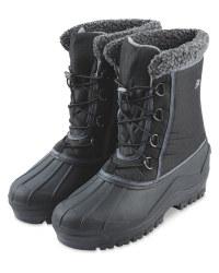 Crane Men's Snow Boots