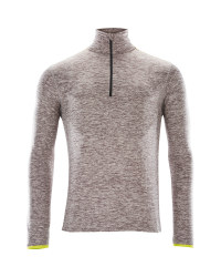 Crane Men Grey Ski Top