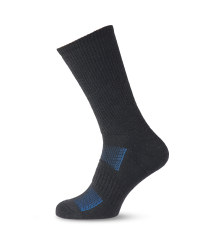 Crane Merino Blend Cycling Socks - Blue