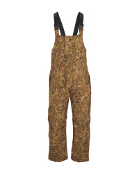 Crane Padded Camo Fishing Trouser