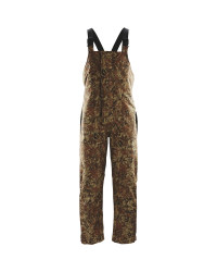 Crane Padded Fishing Trousers - Camouflage