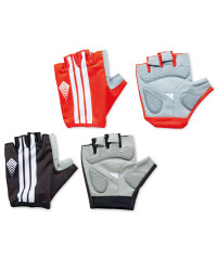 Crane Pull-On Style Cycling Gloves
