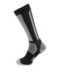Crane Riding Socks - Grey